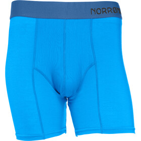 Norrøna M's Wool Boxer Signal Blue